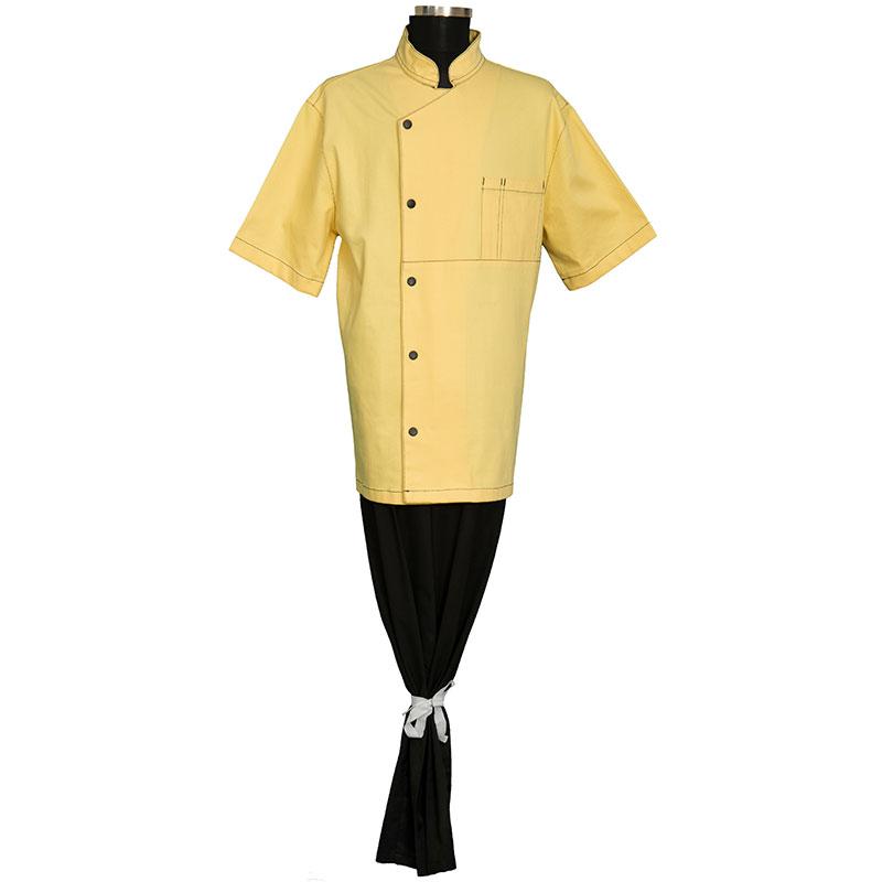 Kısa Kollu Aşçı Ceket