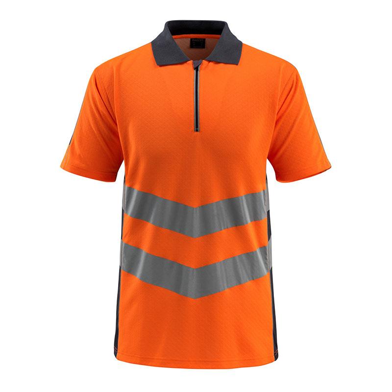 Reflektörlü T-Shirt Polo